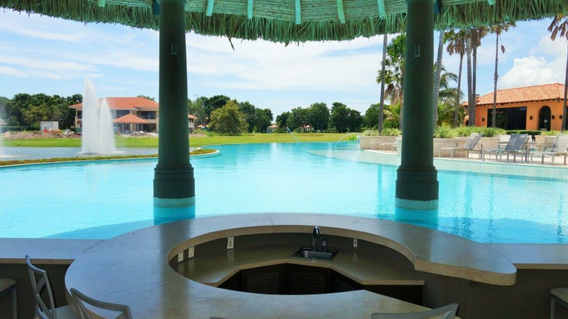 Buenaventura Penthouse Sun Villa panama beach real estate 16