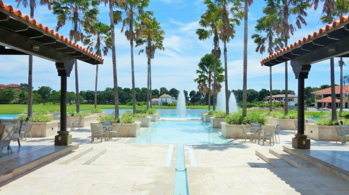 Buenaventura Penthouse Sun Villa panama beach real estate 17