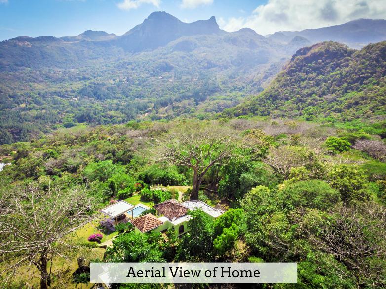 Altos del Maria Serenity Villa panama mountains 29